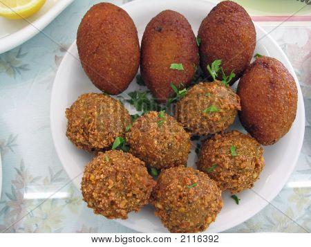Falafel - Mediteranean Dish