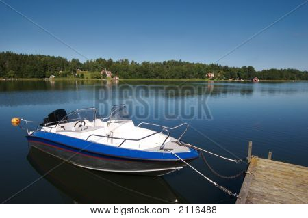 Sweden Boat Dock 5