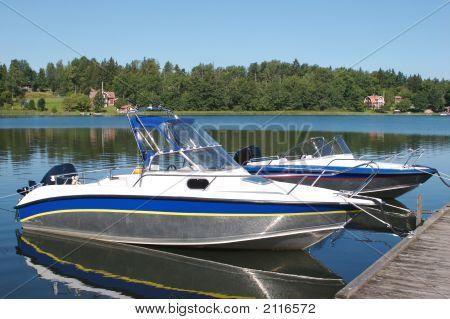 Sweden Boat Dock 8
