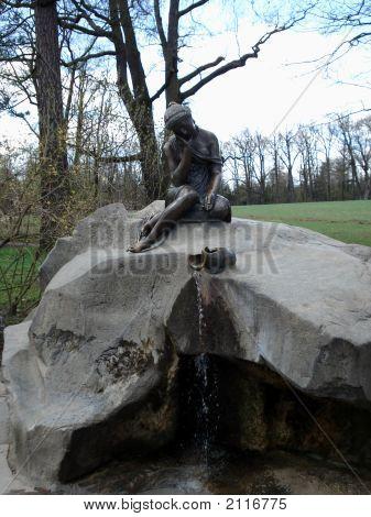 Tsarist Village, Fountain