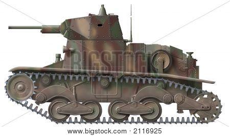 Carro Armato L-6/40