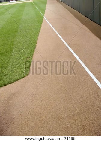 Baseball's Foul Line