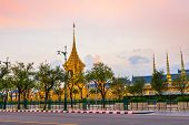 The Royal Funeral Pyre For King Bhumibol Adulyadej poster