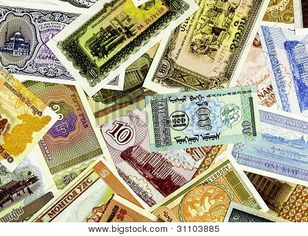 World Money In Sharp Focus