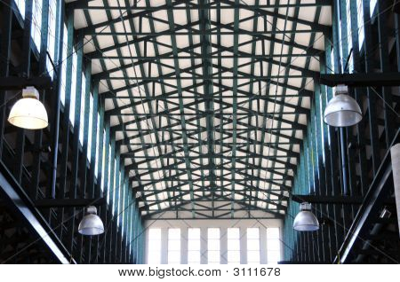 Commercial Market Atrium