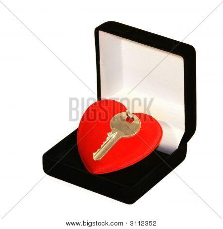 Key Over Heart