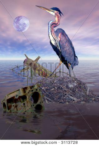 Heron War