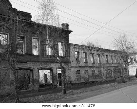 Ruins Of Forsaken House