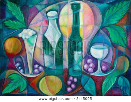 Spirits In The Vineyard