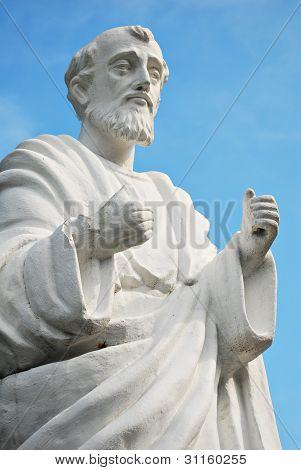 St. Joseph Sculpture