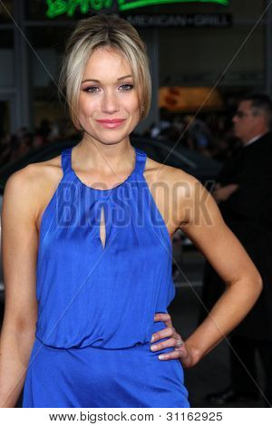 LOS ANGELES - MAR 19:  Katrina Bowden. arrives at the