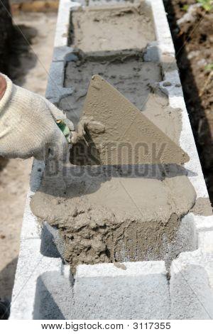 Mortar Spread