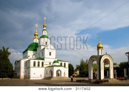 Christianity Church In Russia