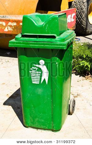 The Green Bins.