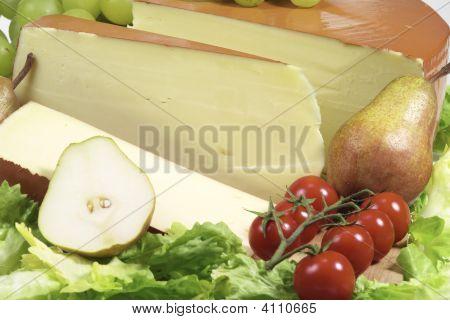Fontina Cheese Sliced