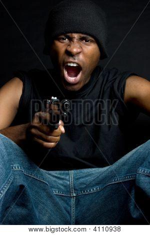 Gun Man