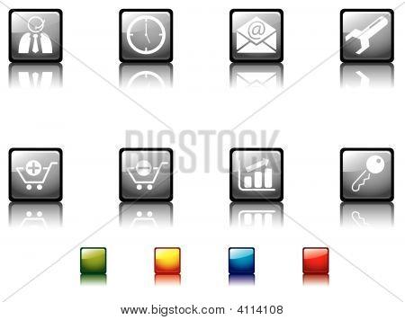 Icon Set No7 ..Web Icons
