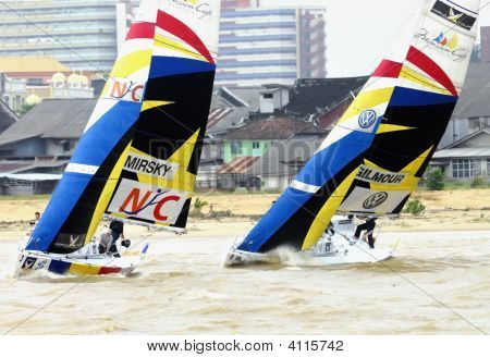 Yachting Racing