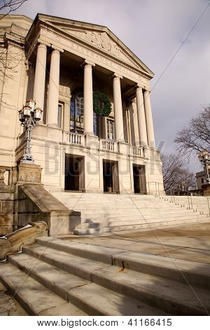 Severance Hall, Cleveland
