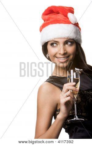 Weihnachten toast