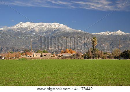 Majestic Mt. San Jacinto