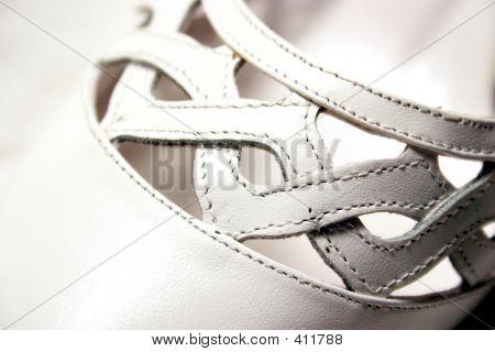 Ladies Shoe Detail