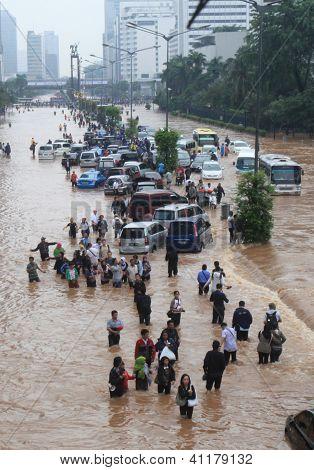 Jakarta-Katastrophe