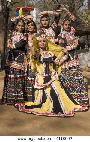 Female Dance Troupe