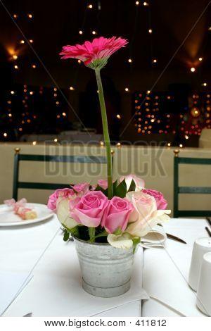 Pink Rose Arrangement 3