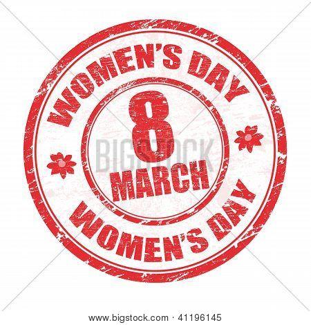Women's Day Stamp