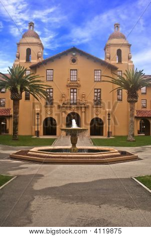 Old Union At Stanford University