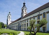 Monastery in Upper Austria