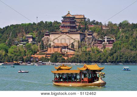 Summer Imperial Residence In Beijing