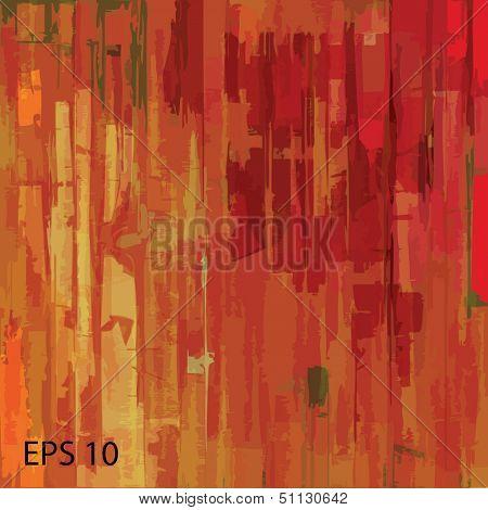 Grunge retro vintage  texture, vector background