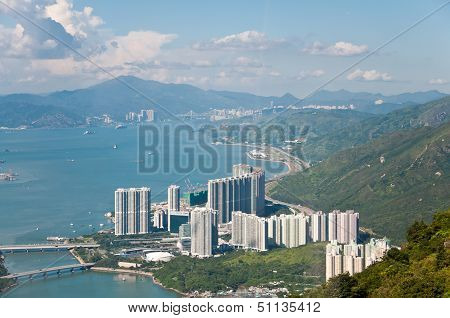 Condominium Near The Sea From Topview