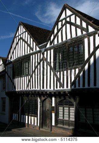 Madera de Tudor