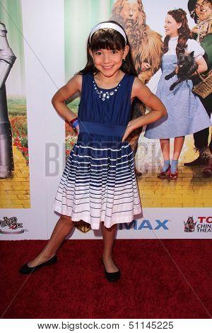 LOS ANGELES - SEP 15:  Chloe Noelle at the