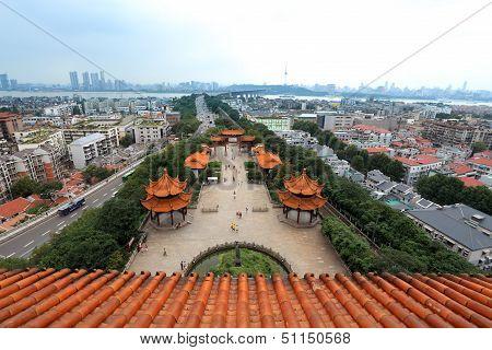 Wuhan City,china