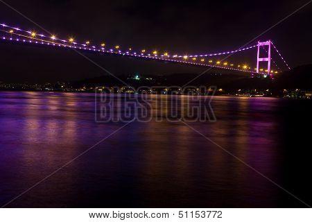Fatih Sultan Mehmet Bridge