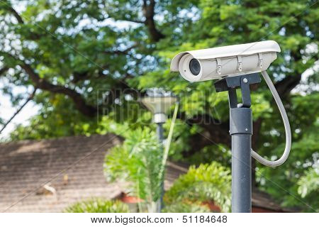 Security Camera, Cctv