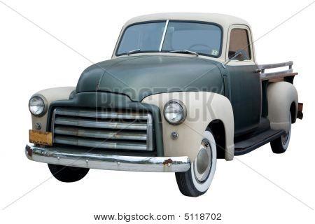 Classical Pickup Truck