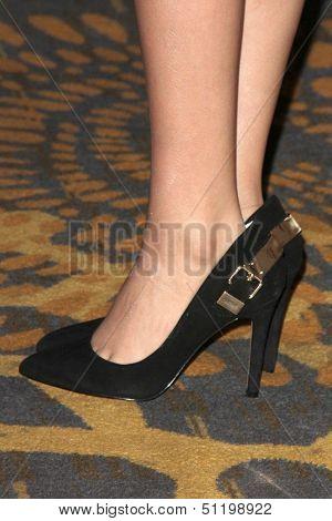 LOS ANGELES - SEP 7:  Victoria Justice at the