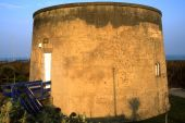 stock photo of martello  - Martello Tower  - JPG