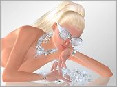 picture of bombshell  - Diamonds Galore - JPG