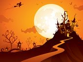 foto of vampire bat  - Halloween Castle - JPG