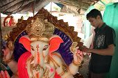 Ganesh Festival Preparations