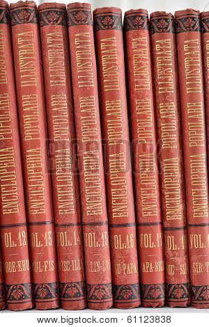 Old Encyclopedia