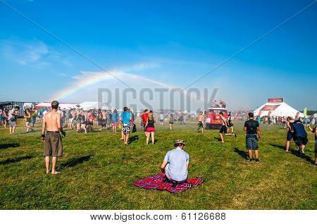 Rainbow In Mighty Sounds Festival