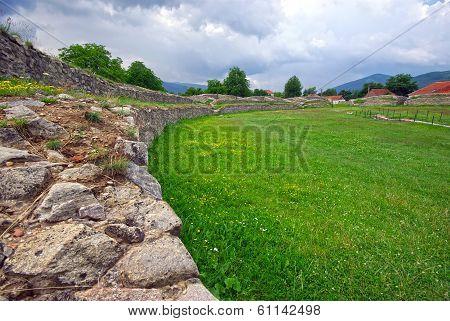 Roman Colony Ruins