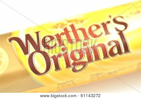 Werther's Original classic cream candies